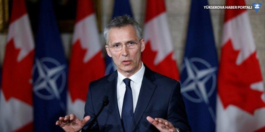 NATO Genel Sekreteri Jens Stoltenberg: S-400 ulusal bir konu ama...
