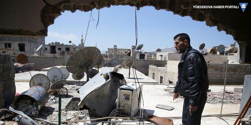 ABD Suriye'de en az 28 sivilin ölümünü 'üstlendi'