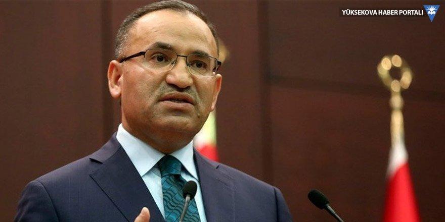 Bozdağ'dan ABD'ye: Türkiye'den istediğini alamaz