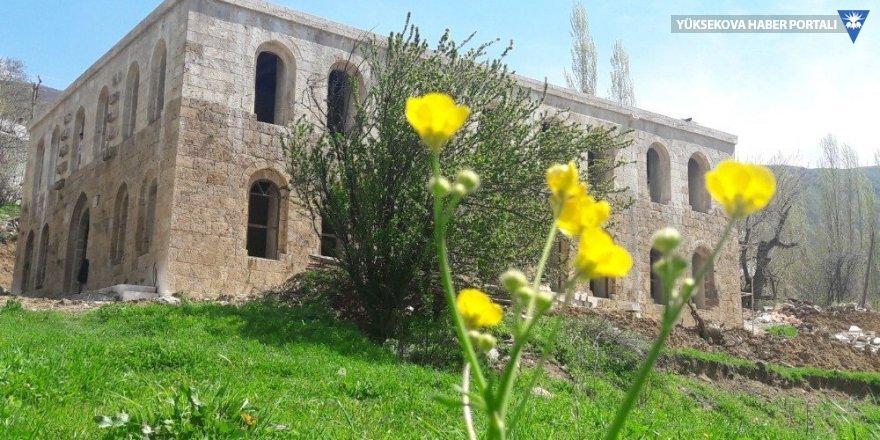 Şemdinli Nehri'ye inanç turizmi projesi