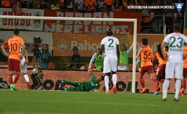 Sinan Gümüş attı, Galatasaray maçı aldı