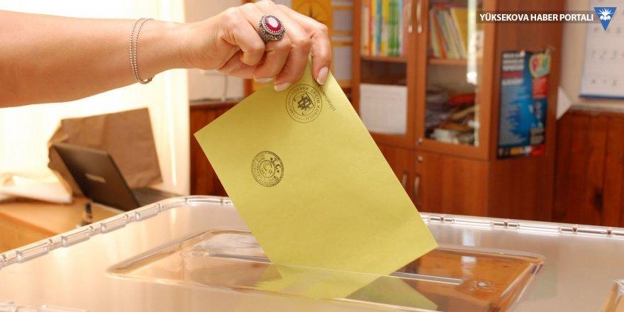 Piar anketi: İstanbul'da CHP ve AK Parti başa baş!