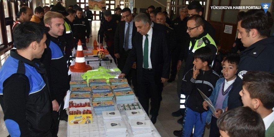 Hakkari'de Trafik Haftası etkinlikleri