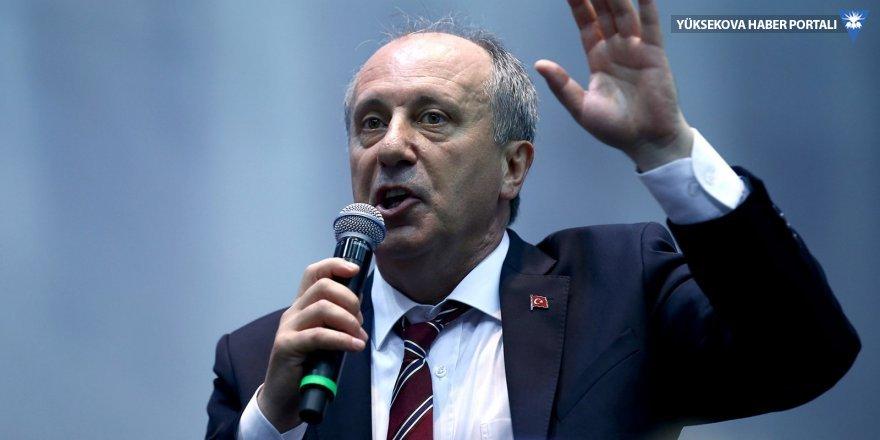 Muharrem İnce yılbaşına kadar partiyi kuruyor iddiası