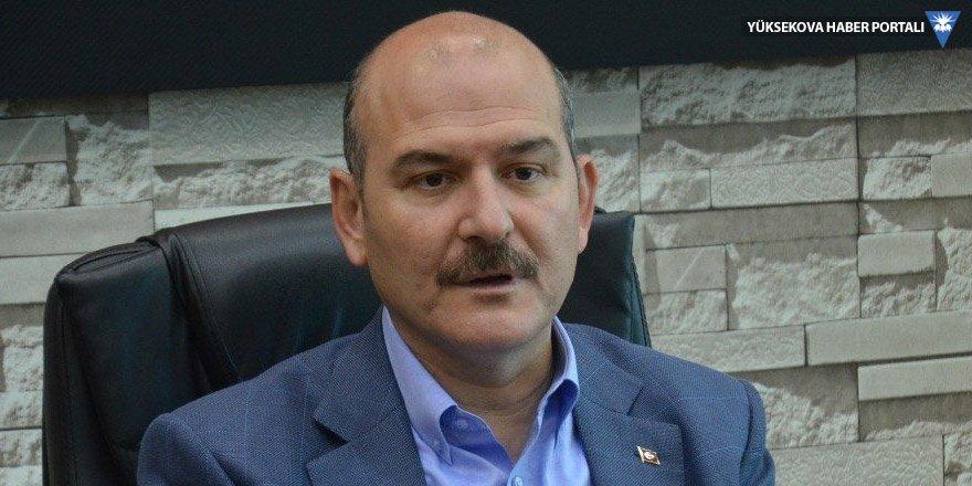 Süleyman Soylu'dan AYM'ye: Demirtaş'a imkan sağladılar