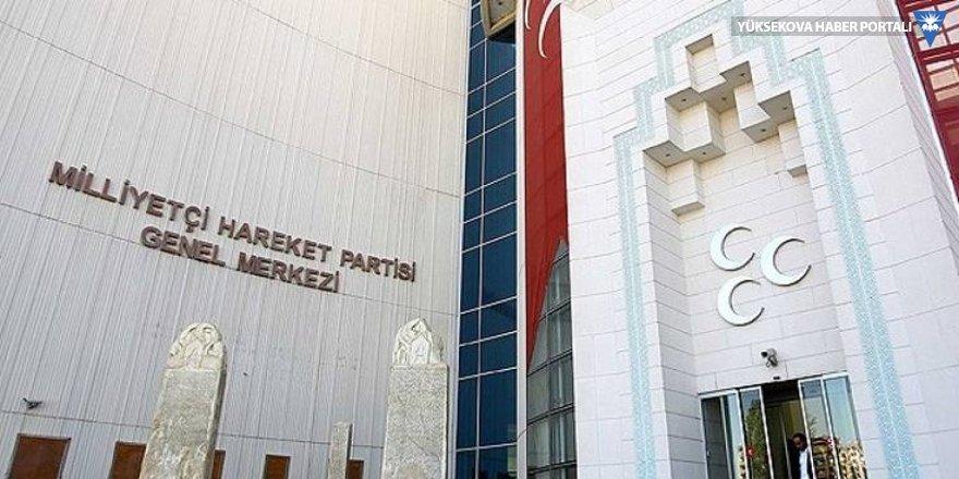 MHP, Denizli ve Erzurum adaylarını geri çekti