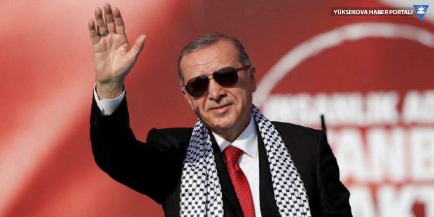 Erdoğan'dan Netanyahu'ya: Eğer oradaki şahıs beni hedef alıyorsa doğru yoldayım