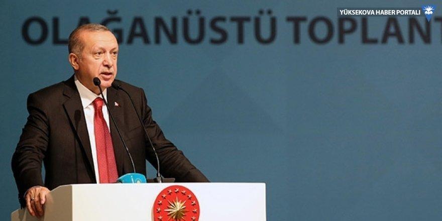 Cumhurbaşkanı Erdoğan: Kudüs kararıyla ABD'nin eline masum Filistinlilerin kanı bulaştı