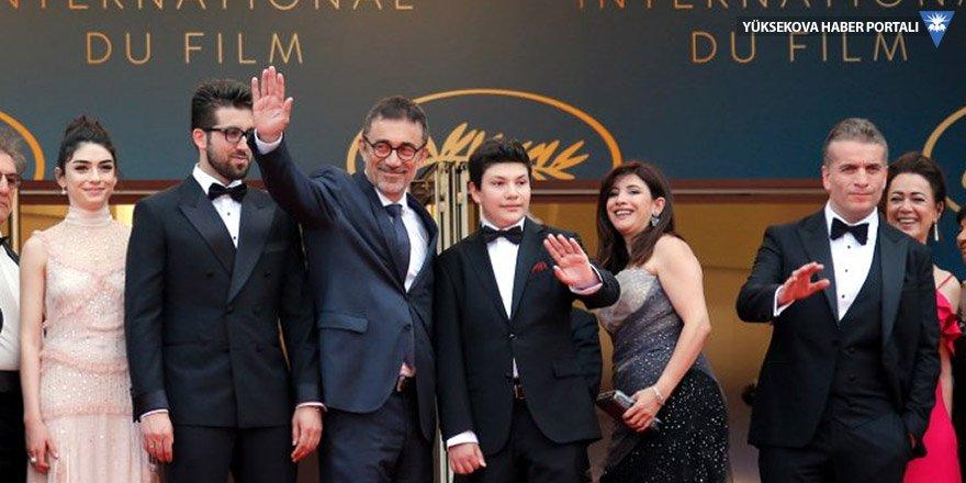 'Ahlat Ağacı' Cannes'da ayakta alkışlandı