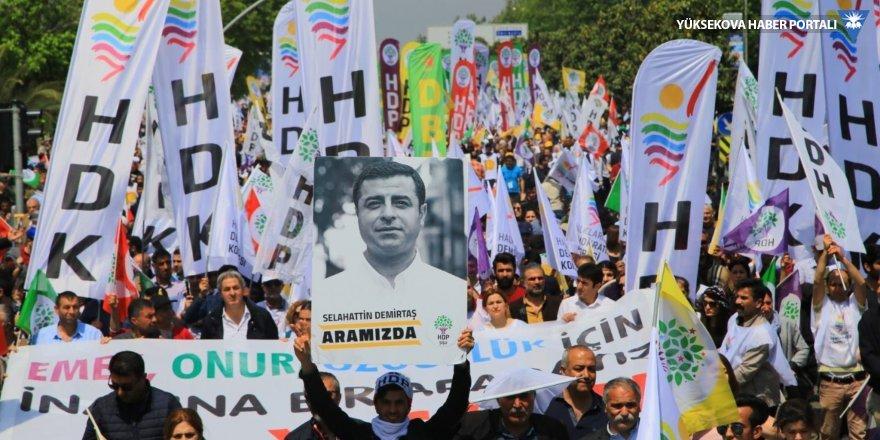 Kulis: HDP'de 3 dönem kuralı esnetiliyor, mevcut 10 vekil listede yer alacak