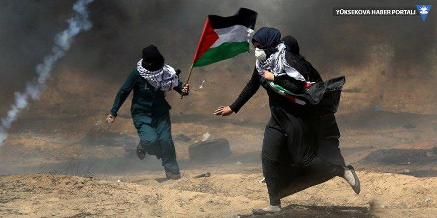 Filistinliler İsrail'i Lahey'e götürüyor