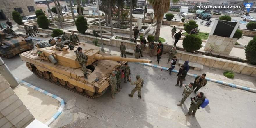 Robert Fisk: Putin Afrin'i verdi, İdlib'i aldı