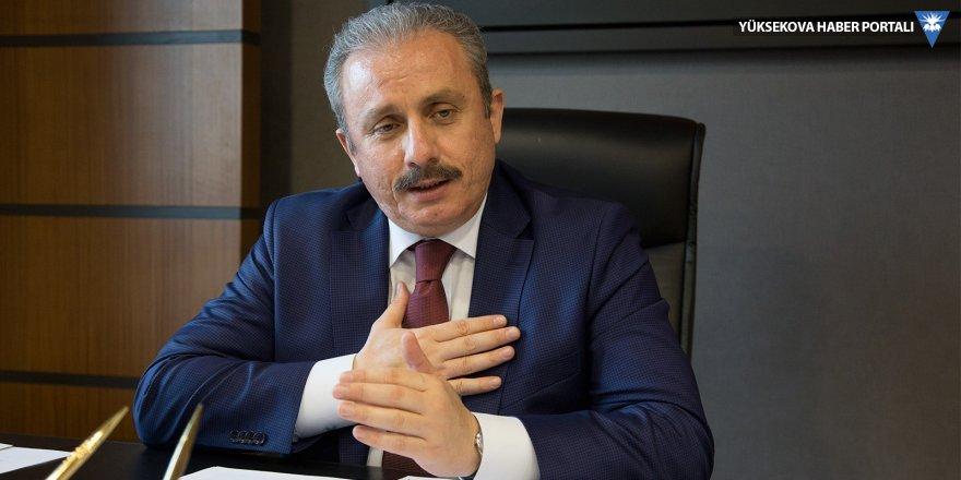 AK Parti'nin Meclis Başkanı adayı Mustafa Şentop