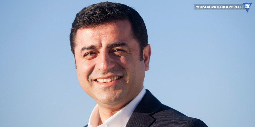 Demirtaş: Diyarbakır Büyükşehir Belediye başkan adayı değilim
