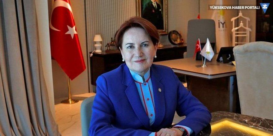 Akşener: Beni Gülen'le Celal Adan görüştürdü