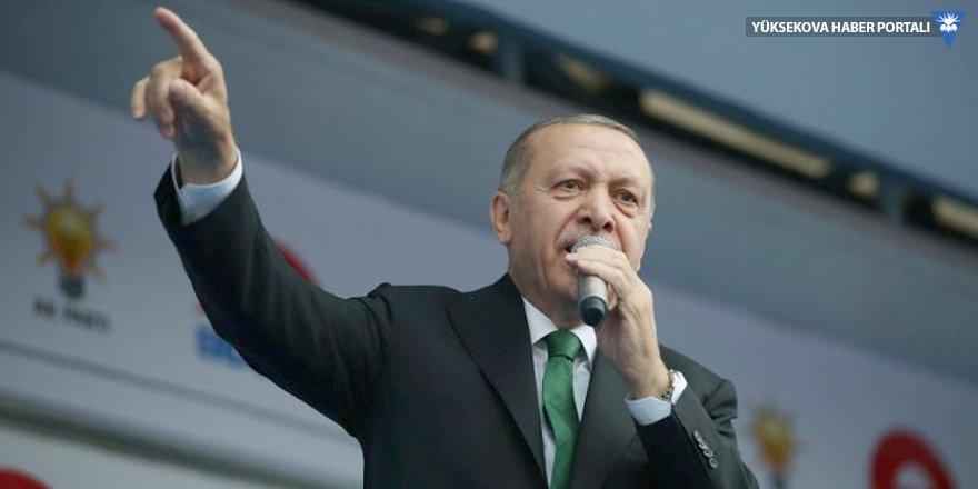 Gümüşhane'de konuşan Erdoğan: Dolarmış, kurmuş bırakın bu işleri