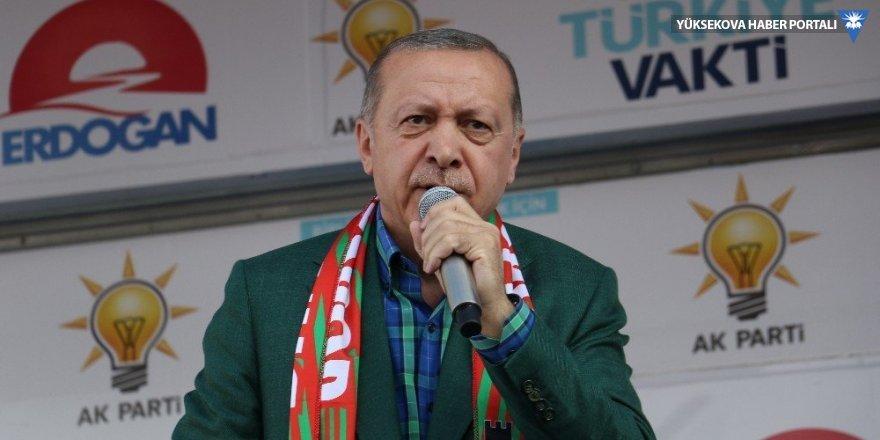 Erdoğan, Demirtaş'ın cumhurbaşkanı adaylığını karşı çıktı: Bana göre bu yanlış bir gelişme