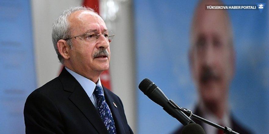 Kemal Kılıçdaroğlu: Sen onursuz bir yargıçsın...