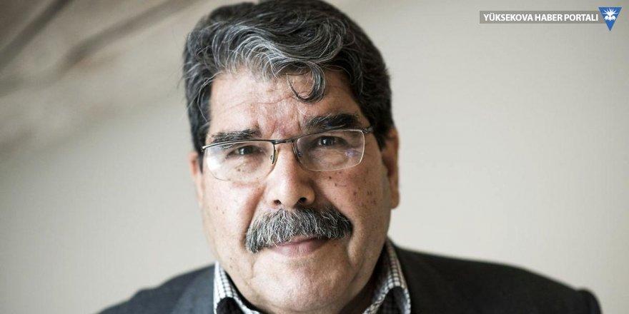 Salih Müslim: Şam'la ilk görüşme umut vericiydi