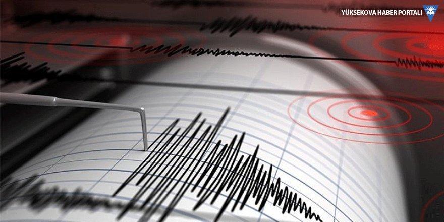 Yunanistan'da 6.8 şiddetinde deprem