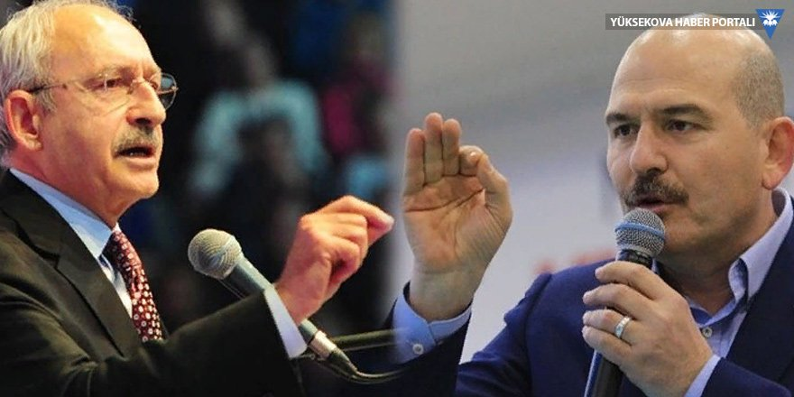 Kılıçdaroğlu'ndan Soylu için suç duyurusu ve '5 kuruş'luk dava