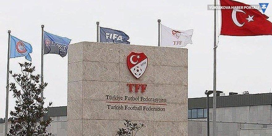 Tüm Süper Lig takımları PFDK'ya sevk edildi