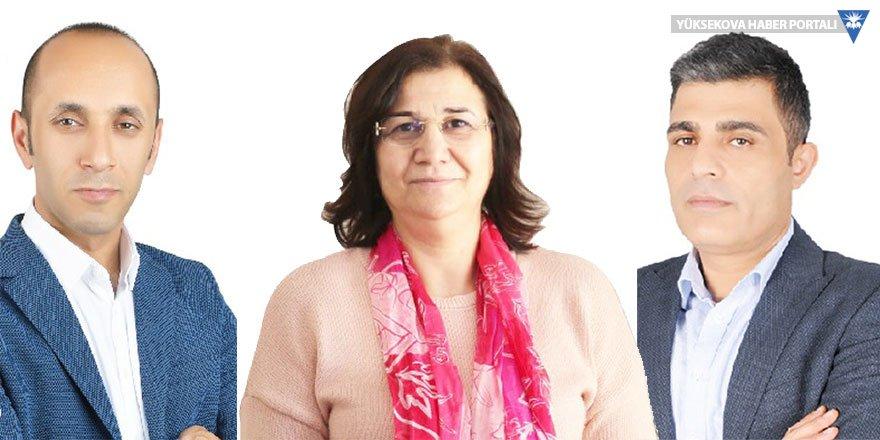 HDP Hakkari milletvekili adaylarının bayram mesajı