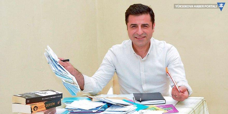 Demirtaş'tan 'yerel seçimler' açıklaması