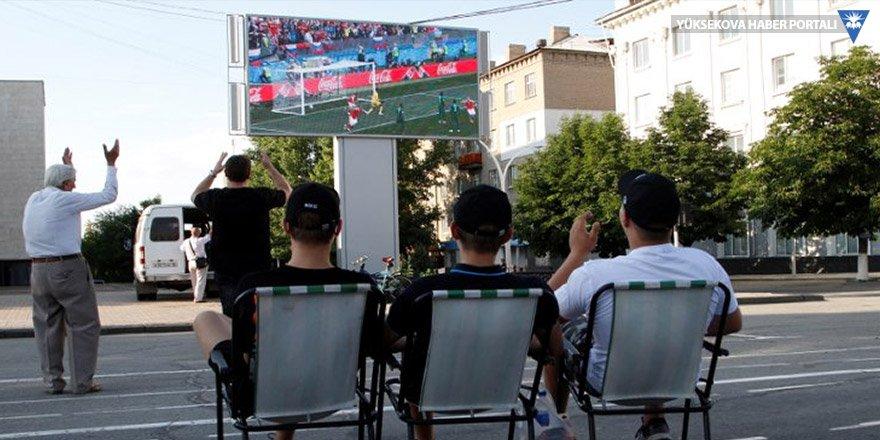 Dünya Kupası'nda ikinci günün programı
