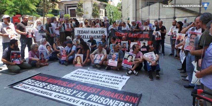 Hasta tutuklu Ali Haydar Yıldız'ın serbest bırakılması istendi