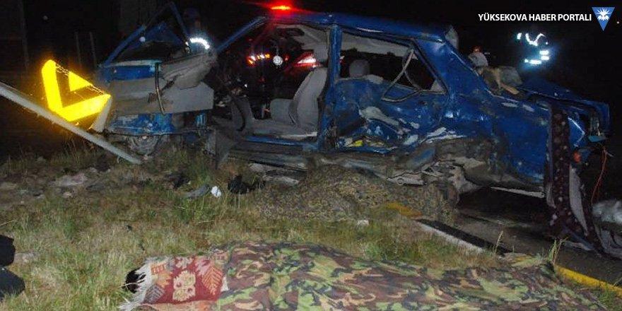 Bir aileyi yok eden kaza