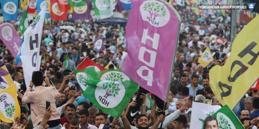 HDP önce Doğu'da sonra Batı'da aday açıklayacak