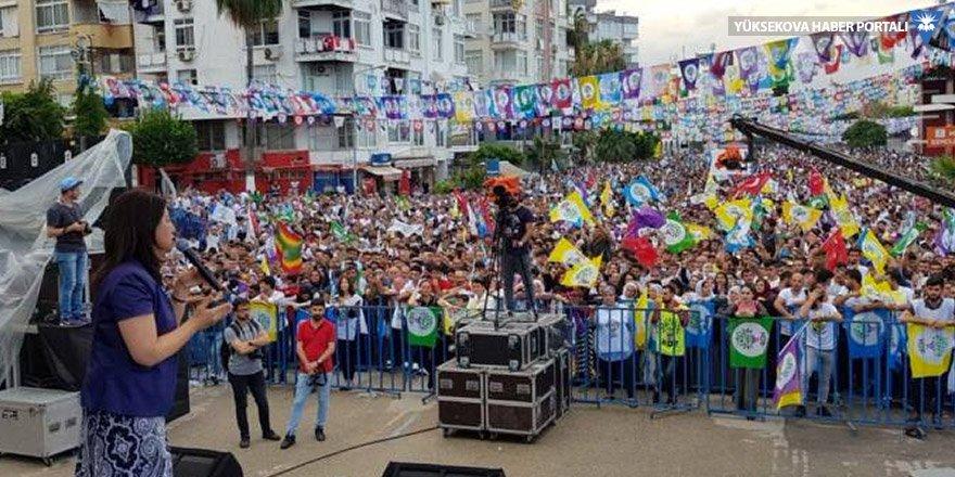 Buldan: 24 Haziran'da AKP gidecek HDP kalacak