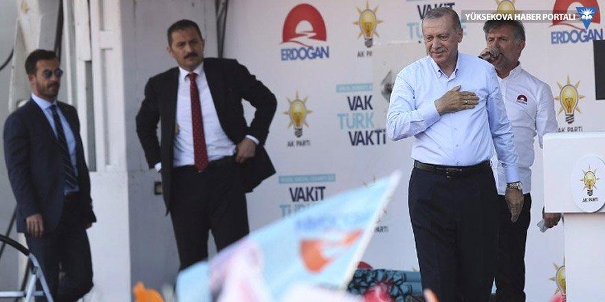 Erdoğan'dan Akşener'e: Sen neden çıktın bu yola?