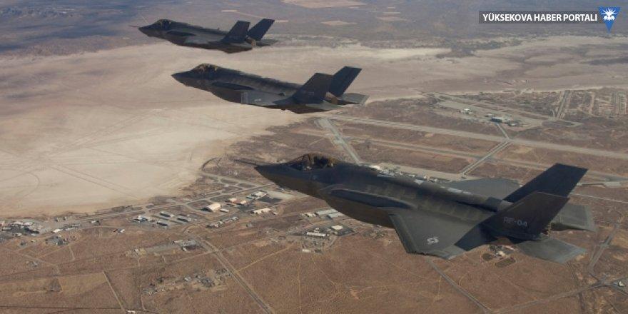 Pentagon açıkladı; iki adet F-35 savaş uçağı Türkiye'ye teslim edilecek!