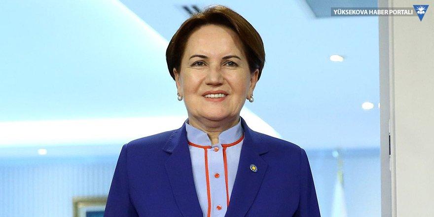 Meral Akşener: Türkiye Cumhuriyeti hükümetinin yanındayız