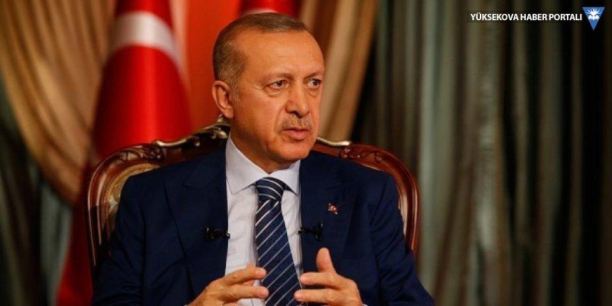 Erdoğan Irak Cumhurbaşkanı'nı tebrik etti