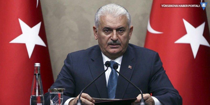 Başbakan Yıldırım'dan kapatılan Habertürk yorumu: Birini kapattık biri kaldı