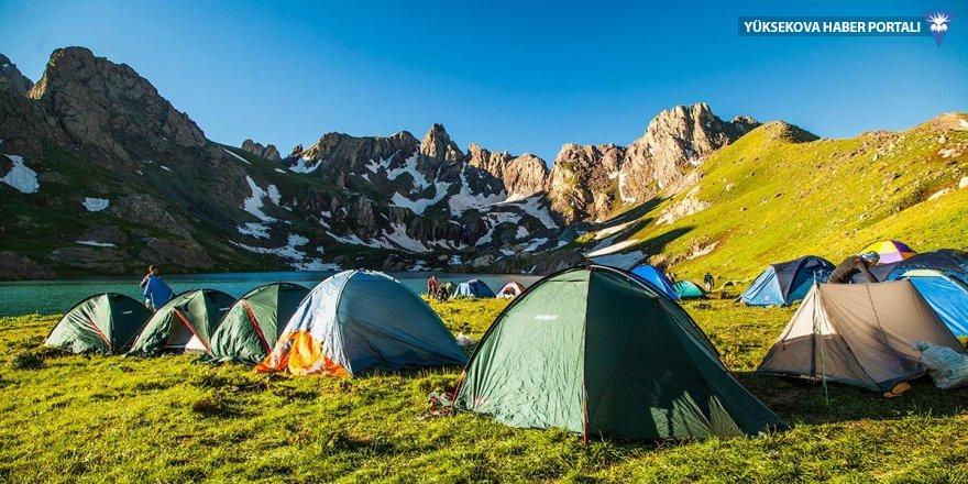 4 bin rakımlı Cilo-Sat Dağları'nda festival