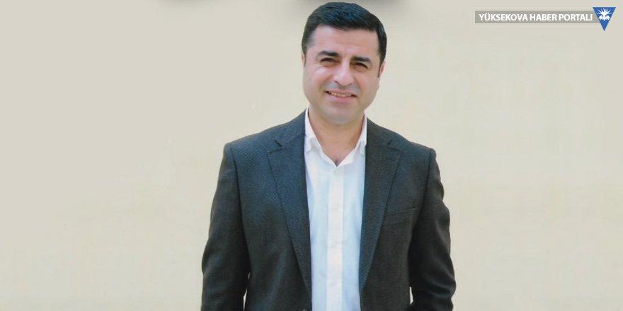 Demirtaş'tan 'Türkiye İttifakı' yorumu: Bizi birleştirecek olan demokrasidir barıştır