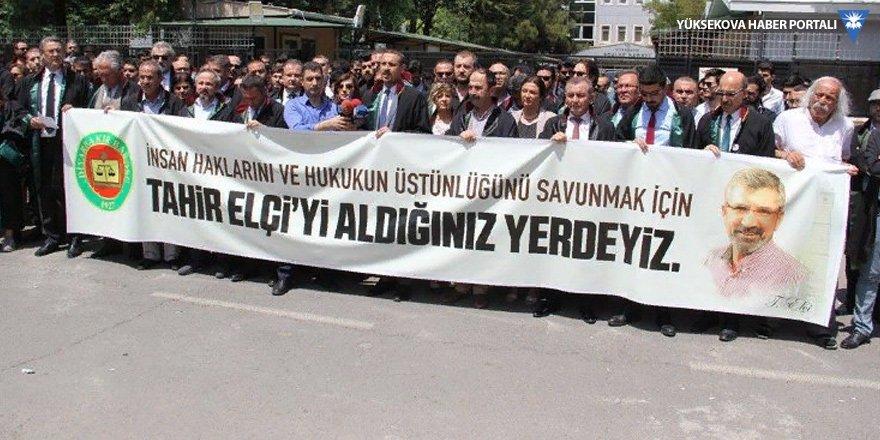 Barolardan Diyarbakır Barosu'na destek
