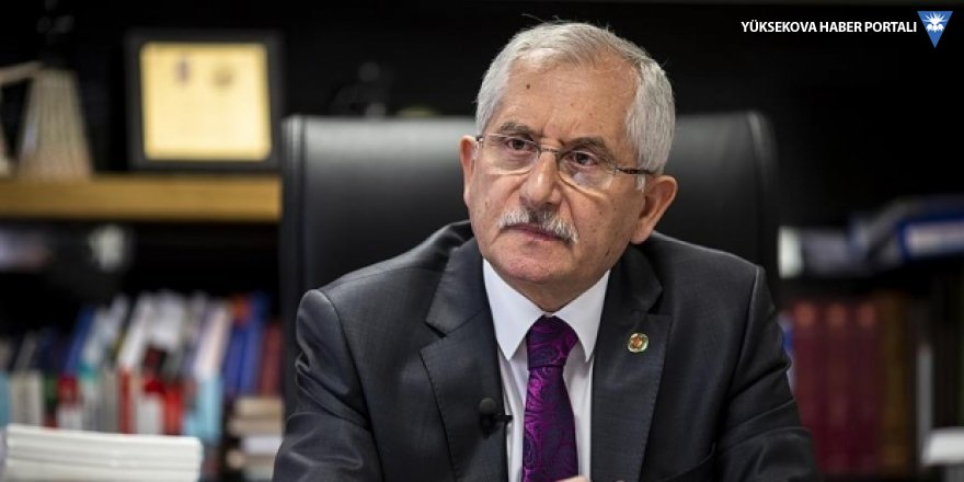 YSK Başkanı Sadi Güven: İmamoğlu önde