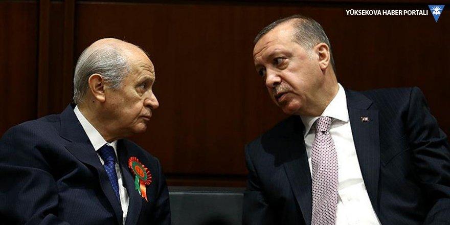 Erdoğan'ın af eleştirisine Bahçeli'den yanıt: Siyasi ahlaka sığmaz