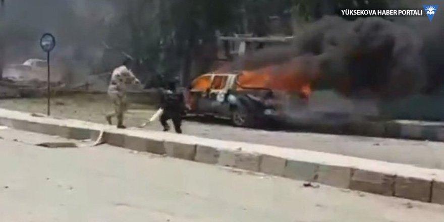 Afrin'de çifte patlama: 9 kişi öldü