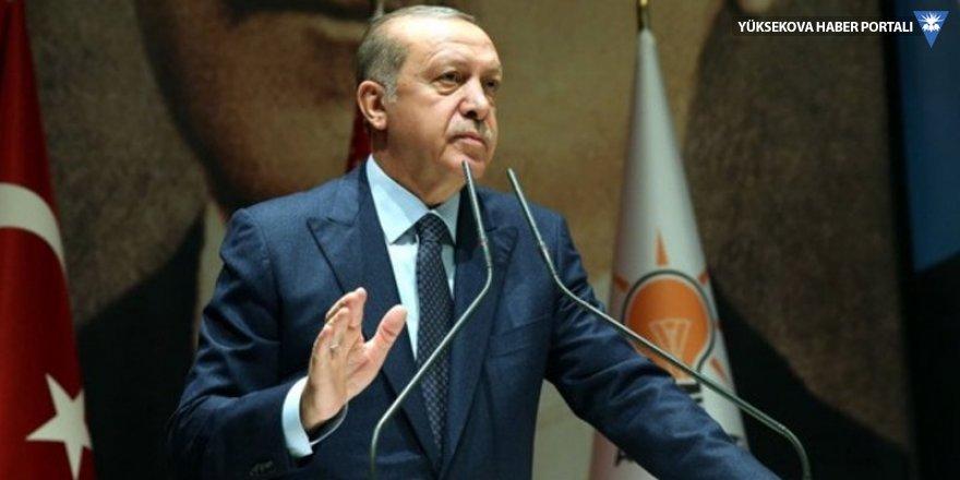 Erdoğan: Bir gece umulmadık şeyler olur