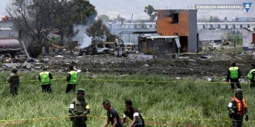 Hava fişek deposunda yine patlama: En az 24 ölü