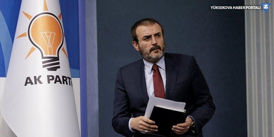 AK Partili Ünal'ın 'üç kuruş'luk davası reddedildi