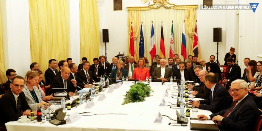Viyana'da İran nükleer anlaşmasını kurtarma toplantısı