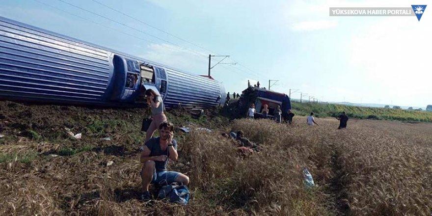 25 kişinin öldüğü tren kazasında 'asıl kusurlu' 4 kişi serbest bırakıldı