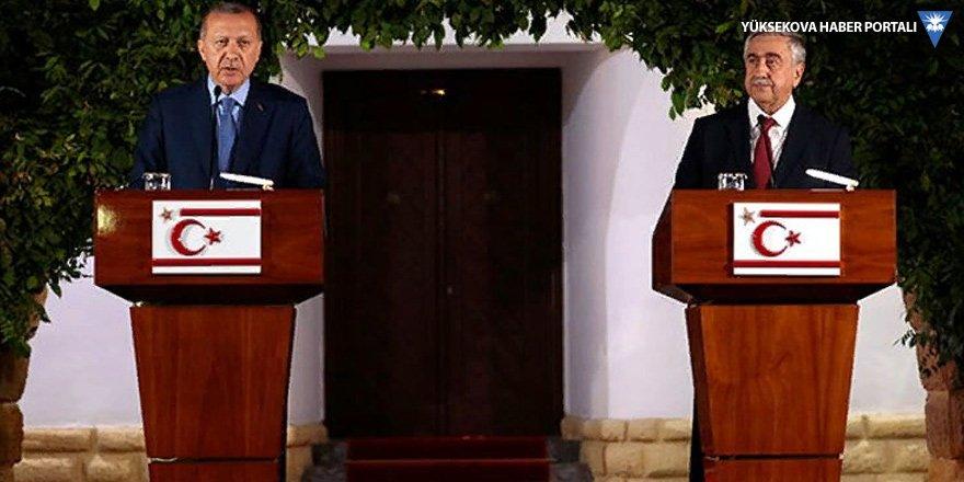 Erdoğan: KKTC halkının azınlık olmasına asla izin verilmeyecek